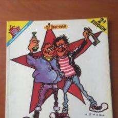 Coleccionismo de Revista El Jueves: PEDRO PICO Y PICO VENA. AZAGRA. Lote 195283253