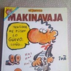 Coleccionismo de Revista El Jueves: MAKINAVAJA. Nº 73. Lote 198379988