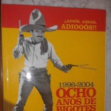 Coleccionismo de Revista El Jueves: REVISTA JUEVES OCHO AÑOS DE BIGOTES. Lote 198766303
