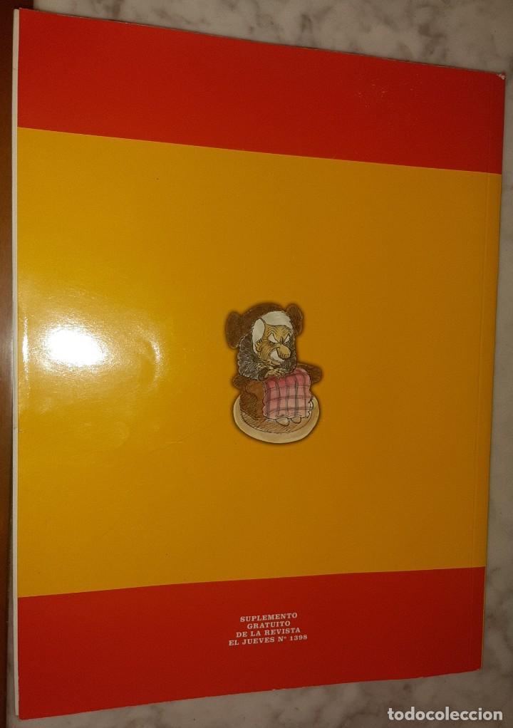 Coleccionismo de Revista El Jueves: revista jueves ocho años de bigotes - Foto 2 - 198766303