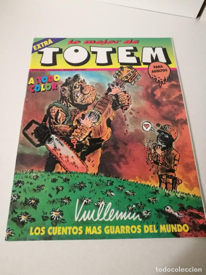 TOTEM EXTRA (Coleccionismo - Revistas y Periódicos Modernos (a partir de 1.940) - Revista El Jueves)