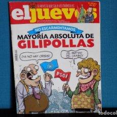Coleccionismo de Revista El Jueves: EL JUEVES N.2013. Lote 199926575