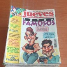 Coleccionismo de Revista El Jueves: LOTE 4: LOTE DE 50 REVISTAS EL JUEVES AÑOS 80-90. Lote 200118008