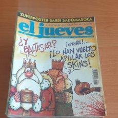 Coleccionismo de Revista El Jueves: LOTE 1: LOTE DE 50 REVISTAS EL JUEVES AÑOS 80-90. Lote 200118281