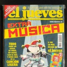 Coleccionismo de Revista El Jueves: EL JUEVES Nº1333 DICIEMBRE 2002. Lote 200277011