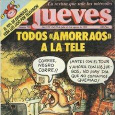 Coleccionismo de Revista El Jueves: EL JUEVES NUMERO 792. Lote 200370847