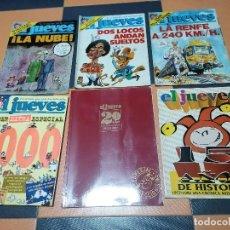 Coleccionismo de Revista El Jueves: LOTE EL JUEVES. Lote 200662152