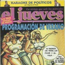 Coleccionismo de Revista El Jueves: EL JUEVES NUMERO 950. Lote 201143093