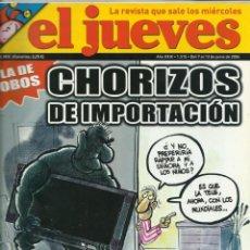 Coleccionismo de Revista El Jueves: EL JUEVES NUMERO 1515. Lote 201143661