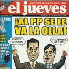 Coleccionismo de Revista El Jueves: EL JUEVES NUMERO 1504. Lote 201146976