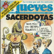 Coleccionismo de Revista El Jueves: REVISTA EL JUEVES NUMERO 809. Lote 201213090