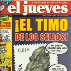 Coleccionismo de Revista El Jueves: REVISTA EL JUEVES NUMERO 1513. Lote 201339005