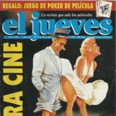 Coleccionismo de Revista El Jueves: EL JUEVES EXTRA EL CINE. Lote 201342575