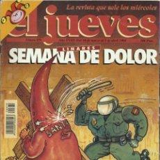 Coleccionismo de Revista El Jueves: REVISTA EL JUEVES NUMERO 879. Lote 201346257