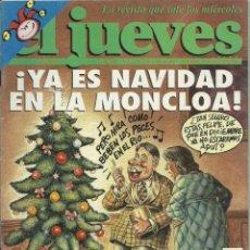 Coleccionismo de Revista El Jueves: REVISTA EL JUEVES NUMERO 942. Lote 201347203
