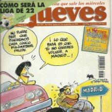 Coleccionismo de Revista El Jueves: REVISTA EL JUEVES NUMERO 953. Lote 201350520