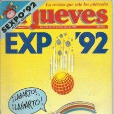 Coleccionismo de Revista El Jueves: REVISTA EL JUEVES NUMERO 778. Lote 201363536