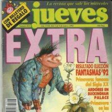 Coleccionismo de Revista El Jueves: EL JUEVES NUMERO 823. Lote 201371675