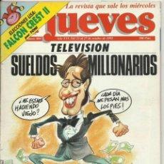 Coleccionismo de Revista El Jueves: REVISTA EL JUEVES NUMERO 804. Lote 201371981