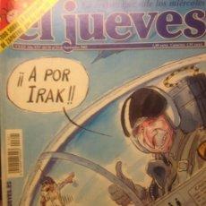 Collectionnisme de Magazine El Jueves: EL JUEVES NUMERO 1321 18 AL 24 SEPTIEMBRE 2002 - BUSH DESATAO. Lote 201499383
