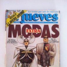 Coleccionismo de Revista El Jueves: ANTIGUA REVISTA EL JUEVES 1989. Lote 202431867