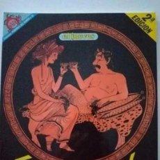 Coleccionismo de Revista El Jueves: PENDONES DEL HUMOR NUM 10. CONTACTOS. Lote 203061665