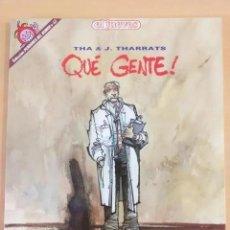 Coleccionismo de Revista El Jueves: PENDONES DEL HUMOR NUM 53. QUE GENTE. THA THARRATS.. Lote 204169760