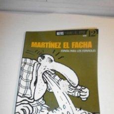 Coleccionismo de Revista El Jueves: NUEVOS PENDONES DEL HUMOR 12 MARTÍNEZ EL FACHA. Lote 205032637