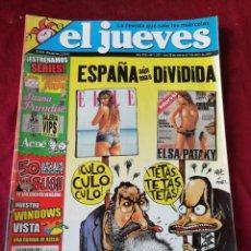 Coleccionismo de Revista El Jueves: EL JUEVES. N° 1557 ABRIL 2007. Lote 206365705