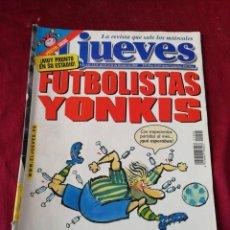 Coleccionismo de Revista El Jueves: EL JUEVES. N° 1222 OCTUBRE 2000. Lote 206365818