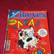 Coleccionismo de Revista El Jueves: EL JUEVES. N° 1228 DICIEMBRE 2000. Lote 206365985