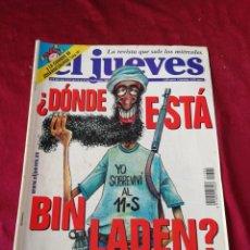 Coleccionismo de Revista El Jueves: EL JUEVES. N° 1320 DICIEMBRE 2002. Lote 206366062