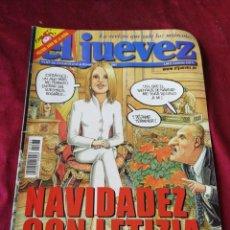 Coleccionismo de Revista El Jueves: EL JUEVES. N° 1387 DICIEMBRE 2003. Lote 206366621