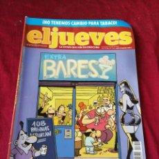 Coleccionismo de Revista El Jueves: EL JUEVES. N° 1729 JULIO 2010. Lote 206366812