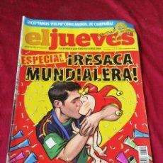 Coleccionismo de Revista El Jueves: EL JUEVES. N° 1730 JULIO 2010. Lote 206366937