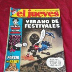 Coleccionismo de Revista El Jueves: EL JUEVES. N° 1625 JULIO 2008. Lote 206367317
