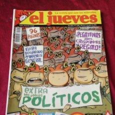 Coleccionismo de Revista El Jueves: EL JUEVES. N° 1506 ABRIL 2006. Lote 206367406