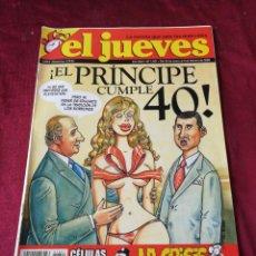 Coleccionismo de Revista El Jueves: EL JUEVES. N° 1601 FEBRERO 2008. Lote 206367712