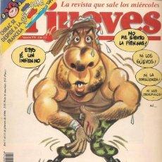 Coleccionismo de Revista El Jueves: REVISTA EL JUEVES - NÚMERO 976 - AÑO 1996. Lote 206494553