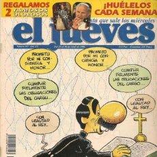 Coleccionismo de Revista El Jueves: REVISTA EL JUEVES - NÚMERO 987 - 1996. Lote 206494728
