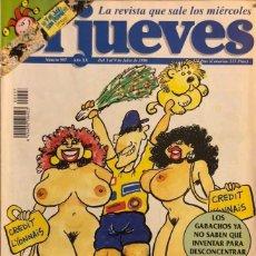 Coleccionismo de Revista El Jueves: REVISTA EL JUEVES - NÚMERO 997 - 1996. Lote 206494800