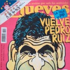 Coleccionismo de Revista El Jueves: REVISTA EL JUEVES - NÚMERO 1027 - 1997. Lote 206495103
