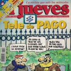 Coleccionismo de Revista El Jueves: REVISTA EL JUEVES - NÚMERO 1029 - 1997. Lote 206495145
