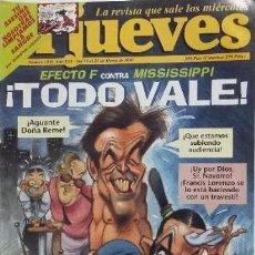 Coleccionismo de Revista El Jueves: REVISTA EL JUEVES - NÚMERO 1034 - 1997. Lote 206495235