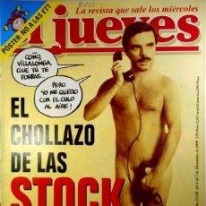 Coleccionismo de Revista El Jueves: REVISTA EL JUEVES - NÚMERO 1175 - 1999. Lote 206798377