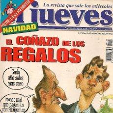 Coleccionismo de Revista El Jueves: REVISTA EL JUEVES - NÚMERO 1176 - 1999. Lote 206798503