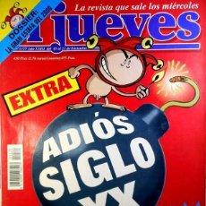 Coleccionismo de Revista El Jueves: REVISTA EL JUEVES - NÚMERO 1177 - 1999. Lote 206798623