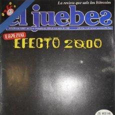 Coleccionismo de Revista El Jueves: REVISTA EL JUEVES - NÚMERO 1179 - 1999. Lote 206798802
