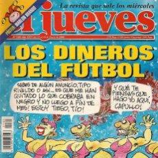 Coleccionismo de Revista El Jueves: REVISTA EL JUEVES - NÚMERO 1181 - 2000. Lote 206799065