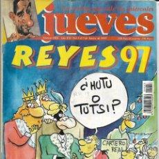 Coleccionismo de Revista El Jueves: * CO41 - REVISTA - EL JUEVES - 1997. Lote 206799181
